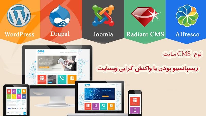 طراحی سایت در قزوین توسط تیم برتر رایانه