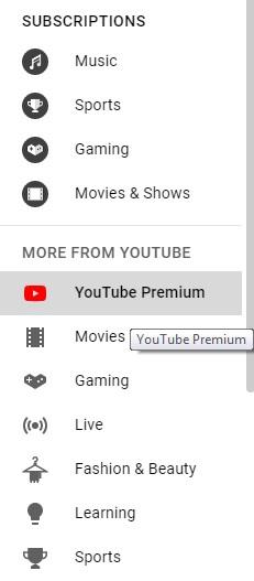 یوتیوب پرمیوم برای کسب در آمد از یوتیوب