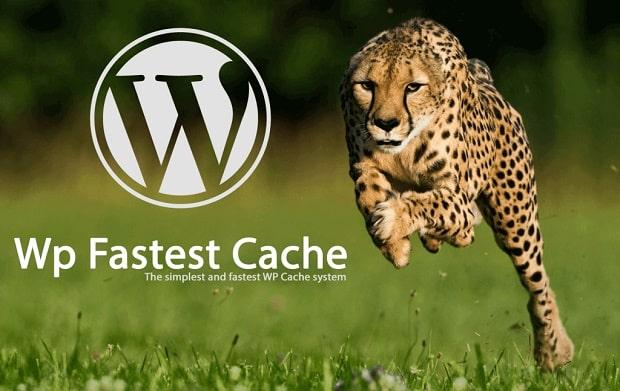پلاگین کش WP Fastest Cache برای وردپرس