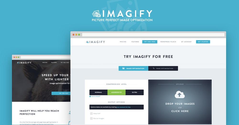 پشتیبانی تصاویر WebP در وردپرس با پلاگین IMAGIFY