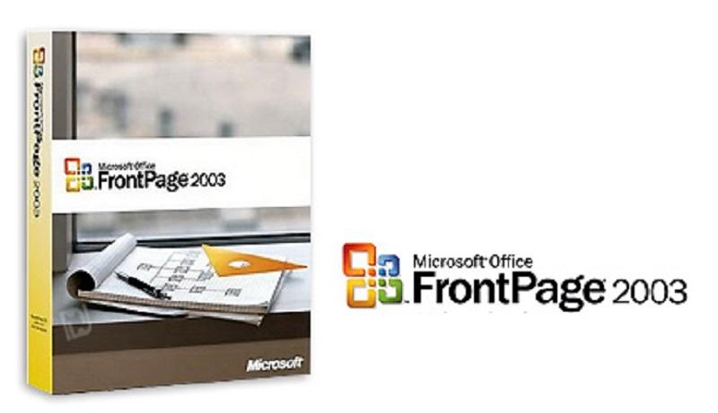 نرم افزار طراحی سایت Front page