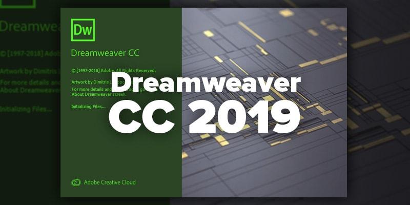 نرم افزار طراحی سایت Dreamweaver