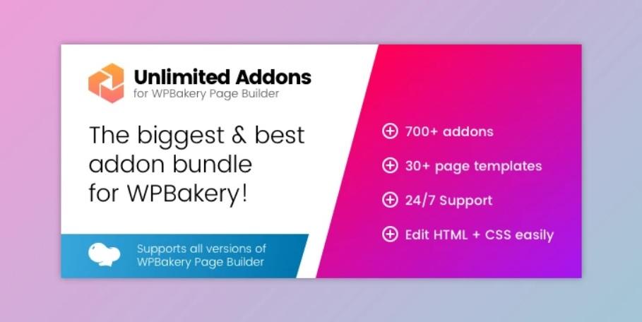 طراحی سایت با استفاده از افزونه unlimited addons