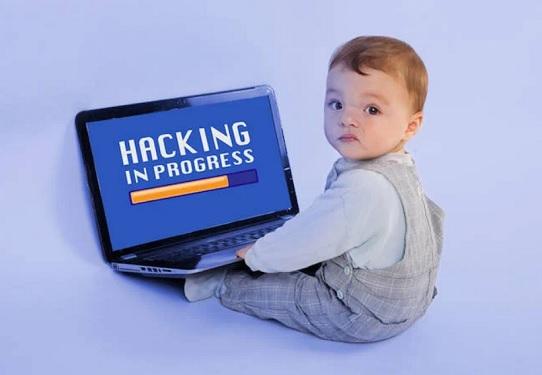یادگیری اصول اولیه برای هکر بچه اسکریپتی شدن